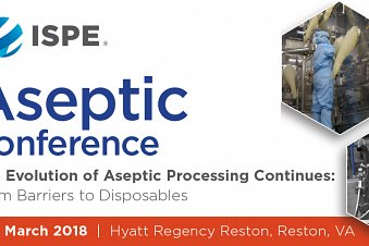 ISPE US Aseptic Conference - 05-07.03.2018 - Reston, VA