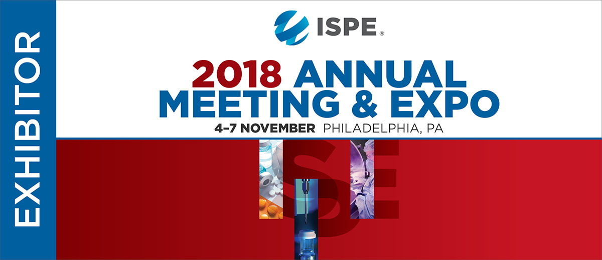 2018 ISPE Annual Meeting and Expo, Philadelphia