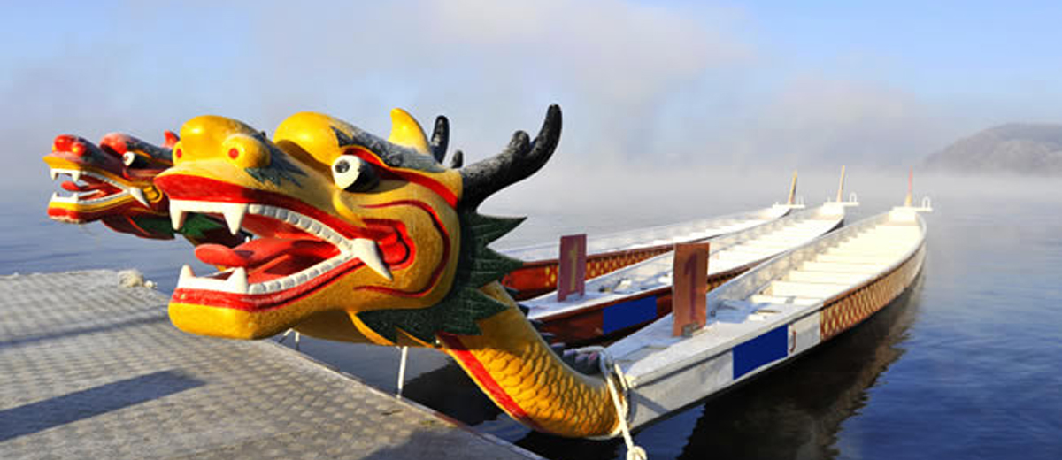 Extract Technology to compete in the 11th Annual Dragon Boat Challenge