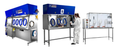 Extract Technology launches standard range of containment & aseptic isolators systems