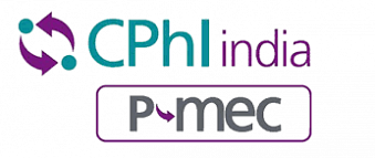 CPhI India & P-MEC,  Tuesday 26th - Thursday 28th November, India Expo Centre, Delhi, India