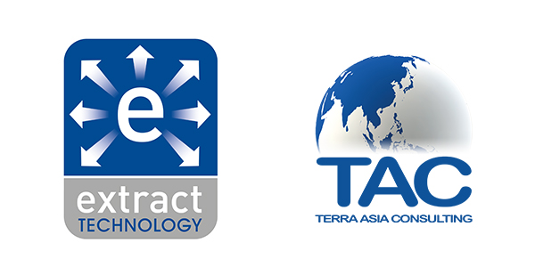 Extract Technology and Terra Asia Consulting Announce New Relationship