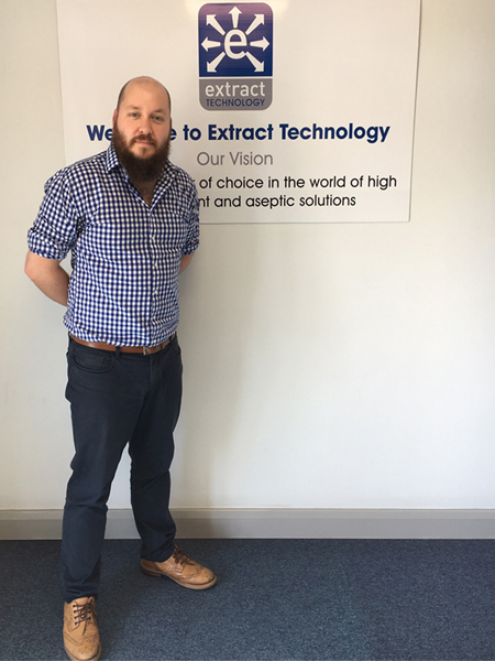 New Technical Sales Engineer Appointment