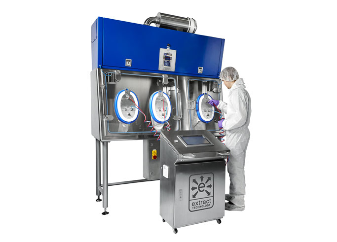 MAGT - Mobile Automated Glove Tester